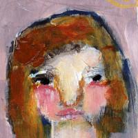 """«<a href=""""https://www.etsy.com/ca/listing/187148293/aubrey-3×4-original-mixed-media-portrait"""" target=""""_blank"""">Aubrey</a>»"""