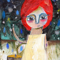 «Abby» (SOLD)