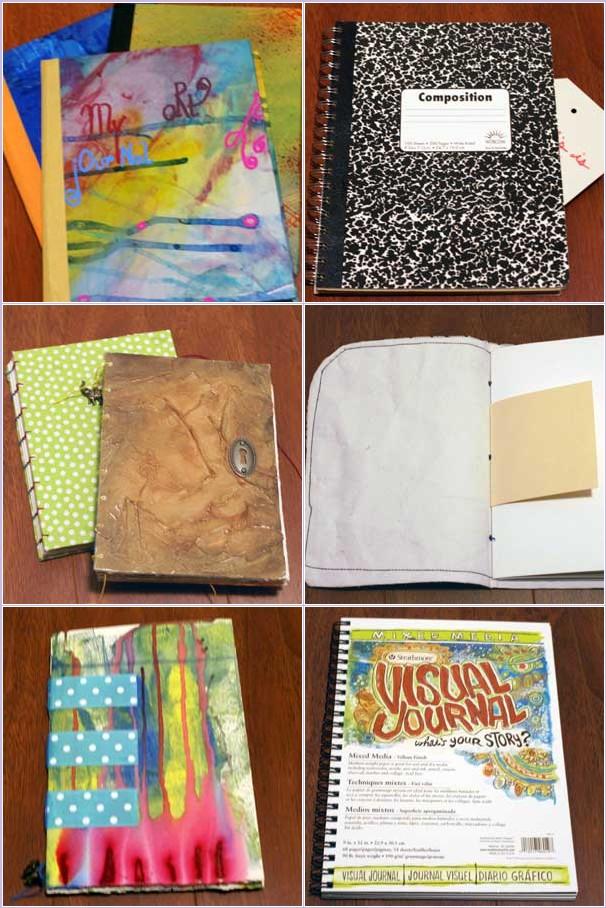 Je Ne Sais Lequel Choisir Art Journal 3 Voix