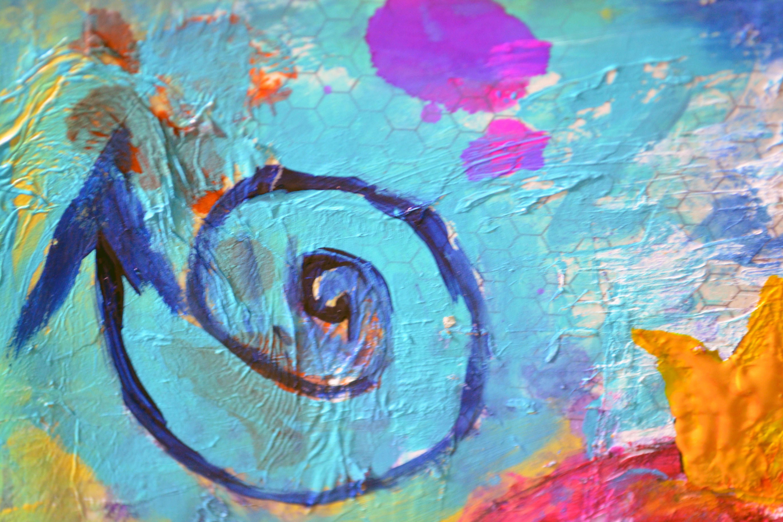 Arrowed Spiral