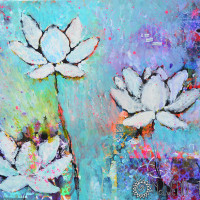 "«<a href=""https://www.etsy.com/ca/listing/177581046/outside-the-lines-8×10-lotus-art-print"" target=""_blank"">Outside The Lines</a>»"
