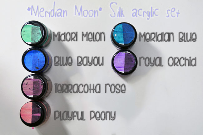 Meridian Moon Colors