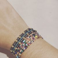 Magically infused bead bracelets to create Sacred Adornments
