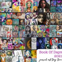 Book Of Days 2021 opens soon for registration (and I'll have a lesson!)