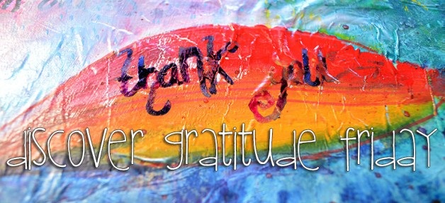 Gratitude Friday 08/21/2015, thank you tenacity