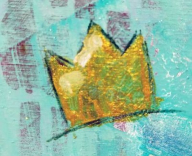 She's a King: how I use my Nixies painting as empowerment